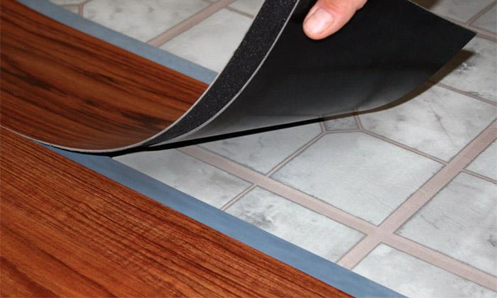 Виды напольных покрытий для дома: гибкий ламинат