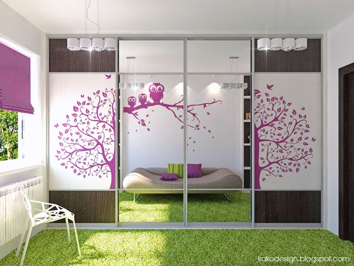 Фото дизайна комнаты для девочки подростка