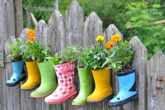 15 идей клумб и цветников своими руками