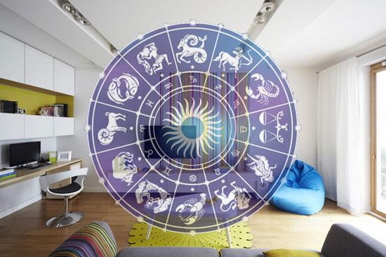 Интерьер по знакам зодиака