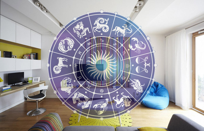 Интерьер в зависимости от знака зодиака, дизайн интерера и гороскоп, интерьер по знаку зодиака