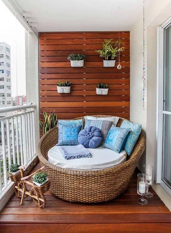 15 вдохновляющих интерьеров лоджий и балконов