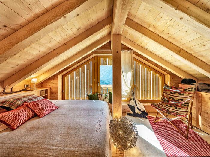 Дизайн спальни на мансарде: особенности обустройства и варианты оформления