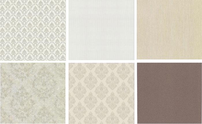 Текстуры обоев, примеры обоев в классическом стиле