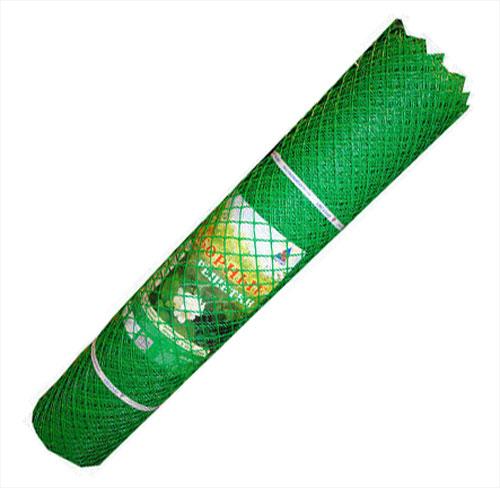 Пример пластиковой сетки для забора