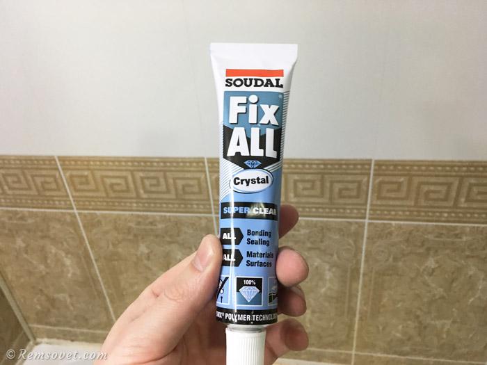 Клей Soudal Fix All